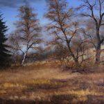 Landschaft an der Biley
