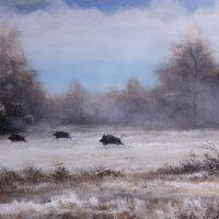 Winter_Wildschweine
